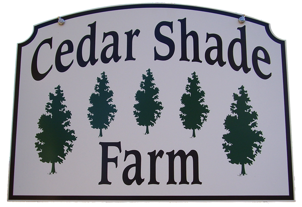Cedar Shade Farm